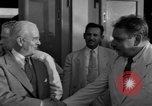 Image of Governor Luis Munoz Marin San Juan Puerto Rico, 1950, second 9 stock footage video 65675043423