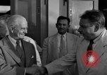 Image of Governor Luis Munoz Marin San Juan Puerto Rico, 1950, second 10 stock footage video 65675043423