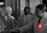 Image of Governor Luis Munoz Marin San Juan Puerto Rico, 1950, second 11 stock footage video 65675043423