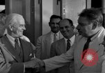 Image of Governor Luis Munoz Marin San Juan Puerto Rico, 1950, second 12 stock footage video 65675043423