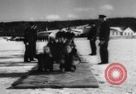 Image of Canadian Navy men Canada, 1944, second 9 stock footage video 65675043437