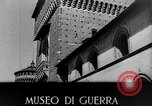 Image of Military museum Milan Italy, 1943, second 2 stock footage video 65675043453