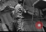 Image of American Destroyers for British Bases United States USA, 1940, second 9 stock footage video 65675043462