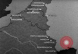 Image of German troops Luneville France, 1944, second 6 stock footage video 65675043479