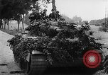 Image of German troops Luneville France, 1944, second 9 stock footage video 65675043479