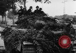 Image of German troops Luneville France, 1944, second 10 stock footage video 65675043479