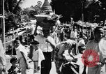 Image of Burmese people Burma, 1940, second 11 stock footage video 65675043487