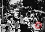 Image of Burmese people Burma, 1940, second 12 stock footage video 65675043487