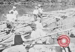 Image of Japanese troops Burma, 1940, second 8 stock footage video 65675043490