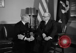 Image of Lord Bruce Fraser Washington DC USA, 1950, second 6 stock footage video 65675043503