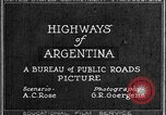 Image of Landmarks of downtown Buenos Aires in 1920s Buenos Aires Argentina, 1929, second 2 stock footage video 65675043507