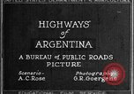 Image of Landmarks of downtown Buenos Aires in 1920s Buenos Aires Argentina, 1929, second 7 stock footage video 65675043507