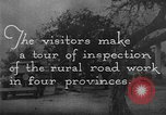 Image of Visitors inspect rural roads of Argentina Argentina, 1929, second 2 stock footage video 65675043510