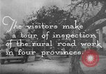 Image of Visitors inspect rural roads of Argentina Argentina, 1929, second 5 stock footage video 65675043510