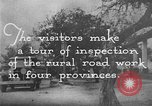 Image of Visitors inspect rural roads of Argentina Argentina, 1929, second 7 stock footage video 65675043510