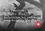 Image of Road building programs in 1920s Argentina Argentina, 1929, second 6 stock footage video 65675043512