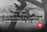 Image of Road building programs in 1920s Argentina Argentina, 1929, second 8 stock footage video 65675043512