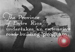 Image of Road building programs in 1920s Argentina Argentina, 1929, second 9 stock footage video 65675043512