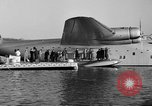 Image of Trans Atlantic seaplane New York United States USA, 1938, second 9 stock footage video 65675043518