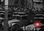Image of seize Czechoslovakian territory Prague Czechoslovakia, 1938, second 11 stock footage video 65675043519