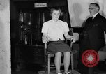Image of shock raising test Portland Oregon USA, 1938, second 11 stock footage video 65675043526