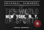 Image of Golden Glove finalists New York United States USA, 1938, second 4 stock footage video 65675043529