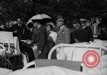 Image of King George and Queen Elizabeth Edmonton Alberta Canada, 1939, second 3 stock footage video 65675043535