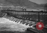 Image of Grande Coulee dam Washington State United States USA, 1939, second 2 stock footage video 65675043537