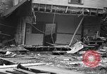 Image of gas explosion near school Barberton Ohio USA, 1939, second 11 stock footage video 65675043538