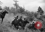 Image of Indian horsemen Keller Washington USA, 1939, second 7 stock footage video 65675043541