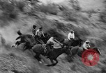 Image of Indian horsemen Keller Washington USA, 1939, second 8 stock footage video 65675043541
