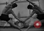 Image of Niels Bukh School of Gymnastics New York United States USA, 1939, second 11 stock footage video 65675043542