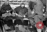Image of French women make camouflage France, 1918, second 7 stock footage video 65675043546
