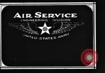 Image of History of Airplanes United States USA, 1920, second 1 stock footage video 65675043551