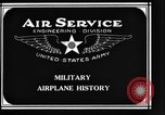 Image of History of Airplanes United States USA, 1920, second 5 stock footage video 65675043551
