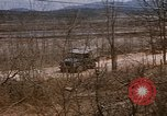 Image of 2nd Infantry Division soldiers Korea, 1968, second 9 stock footage video 65675043555