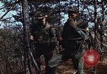 Image of 7th Infantry Division soldiers Korea, 1968, second 8 stock footage video 65675043560