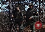 Image of 7th Infantry Division soldiers Korea, 1968, second 10 stock footage video 65675043560