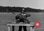 Image of Sniper rifle Fort Benning Georgia USA, 1953, second 12 stock footage video 65675043561