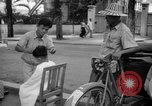 Image of Street scene Phnom Penh Cambodia, 1957, second 12 stock footage video 65675043582