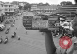 Image of Market Phnom Penh Cambodia, 1957, second 2 stock footage video 65675043583