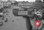 Image of Market Phnom Penh Cambodia, 1957, second 3 stock footage video 65675043583