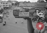 Image of Market Phnom Penh Cambodia, 1957, second 4 stock footage video 65675043583