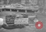 Image of Temple Angkor-Vat Cambodia, 1957, second 1 stock footage video 65675043589