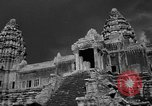 Image of Temple Angkor-Vat Cambodia, 1957, second 5 stock footage video 65675043589
