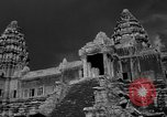 Image of Temple Angkor-Vat Cambodia, 1957, second 6 stock footage video 65675043589