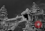 Image of Temple Angkor-Vat Cambodia, 1957, second 11 stock footage video 65675043589