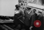 Image of German annexation of Sudetenland Germany, 1938, second 2 stock footage video 65675043609