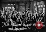 Image of fascist children in uniform Germany, 1942, second 7 stock footage video 65675043614