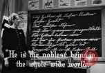 Image of fascist children in uniform Germany, 1942, second 12 stock footage video 65675043614